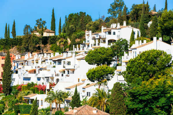 benahavis cost del sol estate agents
